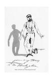 Don Trueba Y Cozio Giclee Print by Daniel Maclise