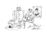 John Wilson Croker Giclee Print by Daniel Maclise