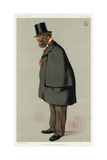 Lord Forester, Vanity Fair Giclee Print by Carlo Pellegrini