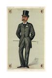 Sir Charles S. Forbes, Vanity Fair Giclee Print by Carlo Pellegrini