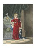 Philippa of Hainault Giclee Print by Charles Hamilton Smith