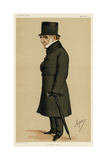 Joseph W. Henley, Vanity Fair Giclee Print by Carlo Pellegrini