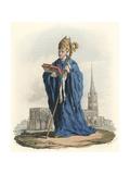 John Crosbie, Prior Giclee Print by Charles Hamilton Smith