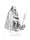 William Lisle Bowles Giclee Print by Daniel Maclise