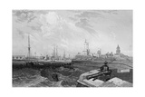 Portsmouth, Hampshire Giclee Print by Clarkson Stanfield