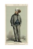 Lord Elcho, Vanity Fair Giclee Print by Carlo Pellegrini