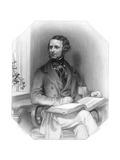 Samuel Laman Blanchard Giclee Print by Daniel Maclise