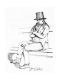 Cobbett Giclee Print by Daniel Maclise