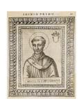 Pope Hyginus Giclee Print