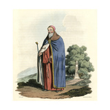 Saint Jestin Giclee Print by Charles Hamilton Smith