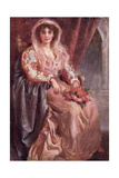 Merchant of V - Nerissa Giclee Print by Chas A Buchel