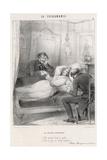 Overdoing the Polka Giclee Print by Charles Vernier