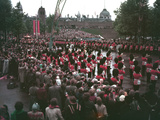 Coronation Day 1953 Photographic Print by Charles Woof