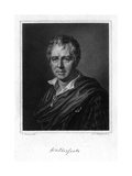 Sir Walter Scott Giclee Print by F Sieurac