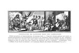 Lavoisier Arrested Giclee Print