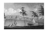 Green Park 1797 Giclee Print by Edward Dayes