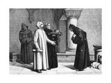 Bonaventura Cardinalised Giclee Print by Edouard Garnier