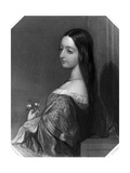 Eleonora D'Este Ferrara Giclee Print by F Srone