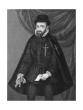 Francisco Pizarro Giclee Print