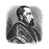 Augier de Busbecq Giclee Print by Edouard Garnier