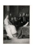 First Council Giclee Print by David Wilkie