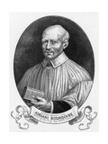 Adrien Bourdoise Giclee Print by Edouard Garnier