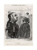 The Polka-Quadrille Giclee Print by Charles Vernier