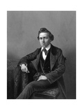 Paul Morphy, Chess Giclee Print by DJ Pound