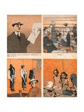 British Hypocrites, 1933 Giclee Print by Eduard Thony