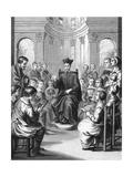Cesar de Bus Giclee Print by Edouard Garnier