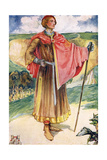 Englishman 1170 Giclee Print by Dion Clayton Calthrop