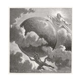 Concepts, Good and Evil Giclee Print by Emile Bayard