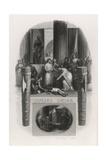 Julius Caesar Play Giclee Print