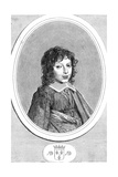 Philippe I Orleans Giclee Print by Claude Mellan