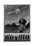 Kitchener, Gods of Egypt Giclee Print by David Wilson