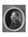 Hieronymus,Abp Salzburg Giclee Print by CW Beck