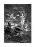 Druidess, Vercingetorix Giclee Print by Emile Bayard