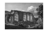 Kenilworth Castle, Warwickshire Giclee Print by Charles Wild