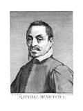 Raphael Menicucius Premium Giclee Print by Claude Mellan