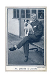 Jerome K. Jerome Giclee Print by Compton Collier