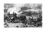 1848, Monti Berice Defend Giclee Print by Ferdinand Perrin