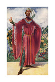 Englishman 1385 Giclee Print by Dion Clayton Calthrop