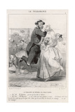 Polka Too Violent Giclee Print by Charles Vernier