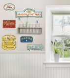 Beach Wall Decals Autocollant mural