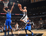 SAN ANTONIO SPURS V DALLAS MAVERICKS Photo by Jesse D. Garrabrant