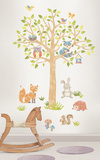 Woodlands Super Wall Art Kit Wall Decal