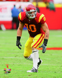 Brian Cushing USC Trojans 2008 Action Photo