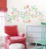 Pretty Tweet Wall Art Kit - Duvar Çıkartması