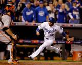 World Series - San Francisco Giants v Kansas City Royals - Game Six Photo by Ezra Shaw
