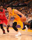 Houston Rockets v Los Angeles Lakers Photo by Bill Baptist